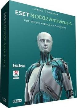 Eset Nod32 Antivirus 4.0.424.0 (x86 %26 x64) 2009 PC
