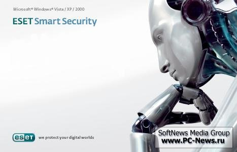 Eset Smart Security 4.0.424.0 Home Edition