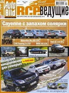 Журналы на автомобильную тематику