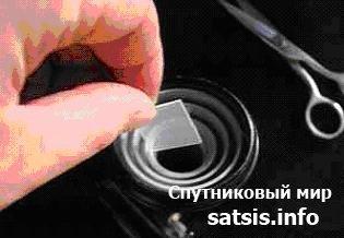 Переделываем универсальный конвертер в КРУГОВОЙ (для приема 36E НТВ Плюс например)