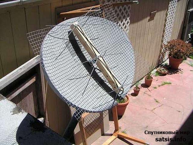 Спутниковые приколы