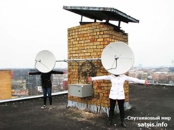 Спутниковые