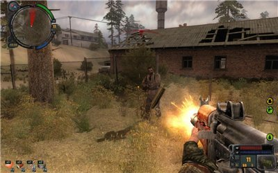 [Win] S.T.A.L.K.E.R.: Call of Pripyat / С.Т.А.Л.К.Е.Р.: Поклик Прип'яті [Repack] (2009) Rus - безкоштовно скачати