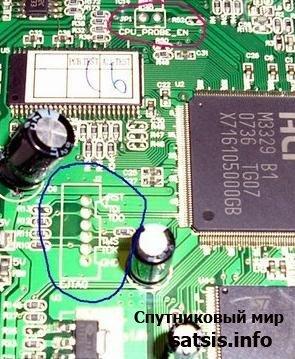 Jtag для тюнеров Globo на процессорах Ali M3329B/M3329C