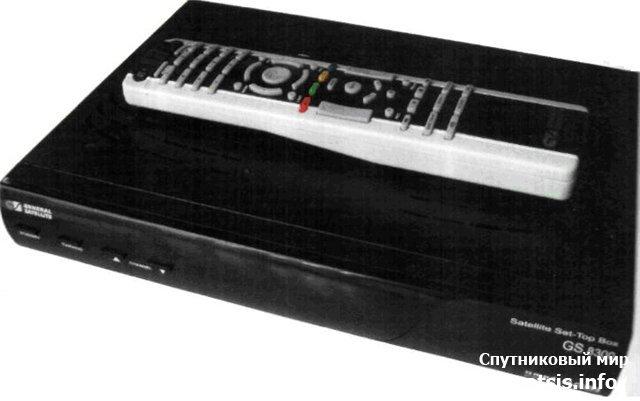 Новый ресивер для приёма Триколор ТВ