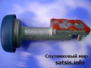 Анатомия спутниковых конвертеров Ku-диапазона