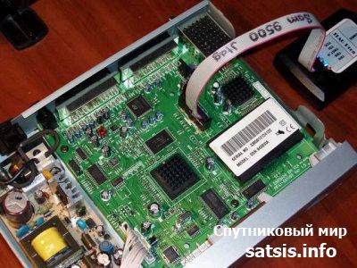 JTAG Samsung DSR9400