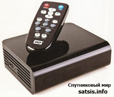 НD-медиаплеер Western Digital WD ТV