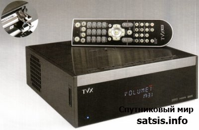 HDD-медиаплеер Dvico TViX-HD M-6600