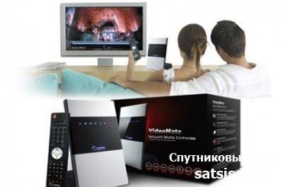 Сетевой медиацентр Compro VideoMate1000W