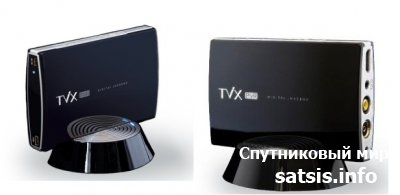 HD медиаплеер TViX mini R-2200 PVR (R-2200)