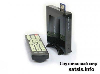 HD медиаплееры  Hyundai M-Box HMB-L110