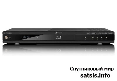 HDTV медиаплеер Dune BD Prime 3.0
