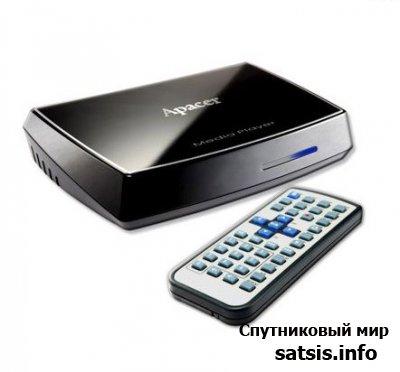 HDTV медиаплеер Apacer AL350