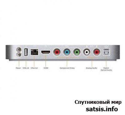 Медиаплеер Apple TV 160Gb (MB189RSA)