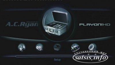 BETA r4107 firmware A.C. Ryan PV73100