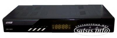 Ресивер DRS-5003 (GS-5003) Технические характеристики