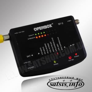 Измерительный прибор для настройки SAT TV OPENBOX SF-5