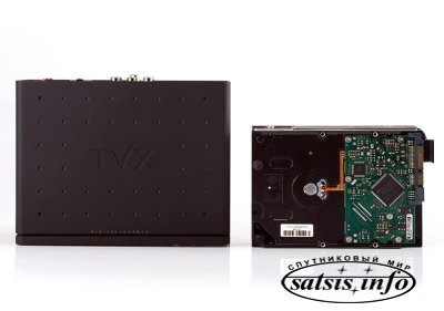 HDTV медиаплеер Dvico TViX HD R-3300