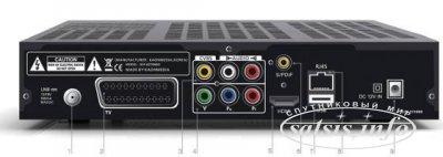 MYtv HDBOX - ресивер для просмотра пакета MYtv®