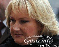 Суд отказался рассматривать иски Елены Батуриной к телеканалу НТВ