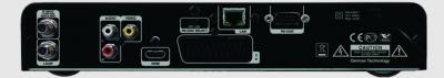 Спутниковые HDTV ресиверы Gi S2028 и Gi S2628