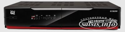 Спутниковый HDTV ресивер Gi S8290