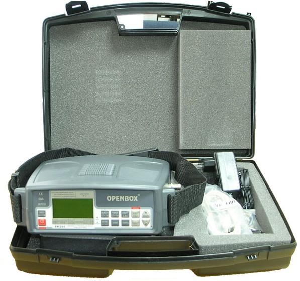 Openbox SM-200 цифро-аналоговый спутниковый анализатор