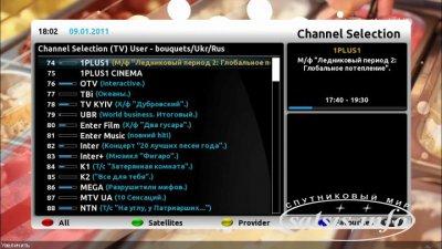 Quick EPG Import - плагин для быстрой загрузки ЕПГ для exUSSR каналов