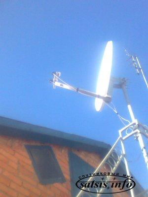 Мультифокусная антенна