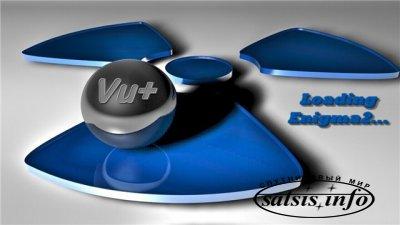 Логотипы загрузки Vu+ Duo