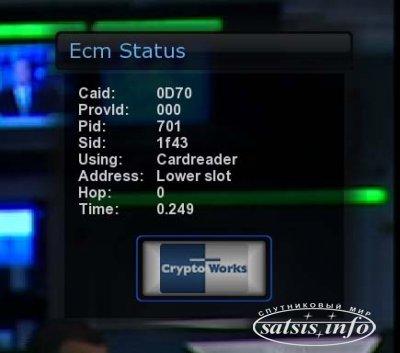 Ecm ShowTime ver. 0.99 плагин инфо канала