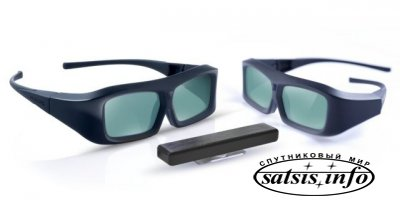 Продам 3D очки Philips PTA02/00 новые
