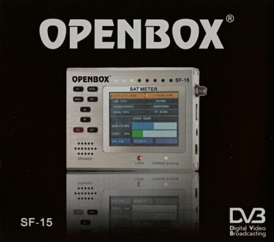 Openbox SF 15 описание