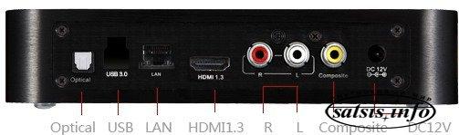 Egreat EG-R4A – HD медиаплеер
