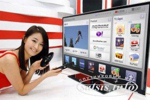 Картина маслом: как показывает Samsung Smart TV