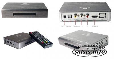 Egreat EG-R6B - HD-медиаплеер