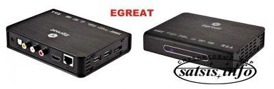 Egreat EG-R6A - HD-медиаплеер