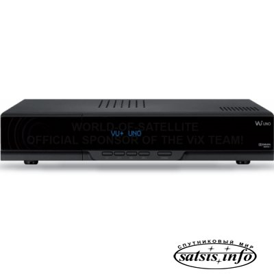 VU%2B Uno Single Tuner HD DVB-S2 Linux Enigma 2 Satellite Receiver