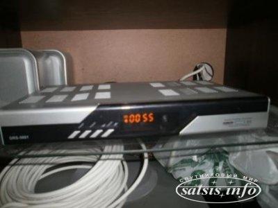 продам ресивер DRS 5001
