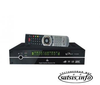 Спутниковый ресивер Sat-Integral Т-9100 HD