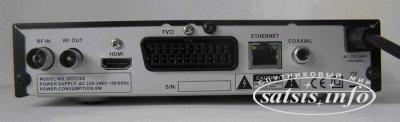 Описание цифрового тюнера DVB HDT-130