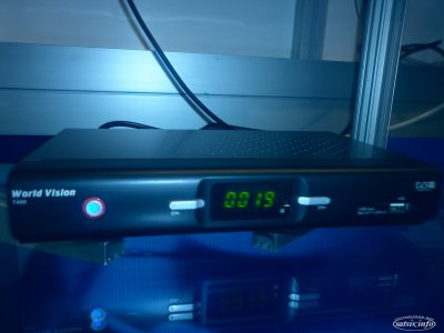 Список оборудования работающего в стандарте DVB-T2