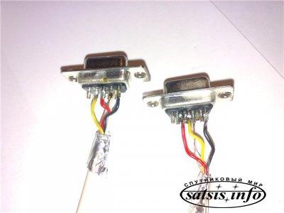 Как изготовить кабель для кардшаринга