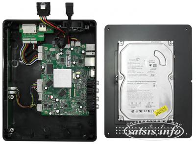 HD Медиаплеер Konoos GV-4000 с поддержкой HDD