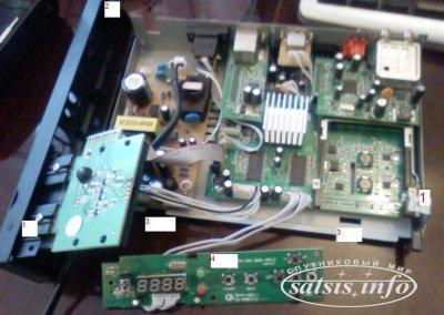 Повышаем чувствительность пульта ORTON X403p HD