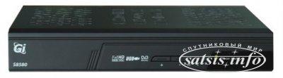 Спутниковый HDTV ресивер Gi S8580