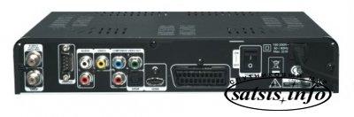 Цифровой спутниковый HD приемник World Vision S910IR