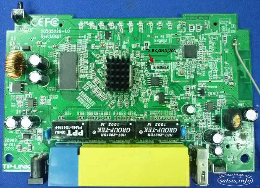 TP-Link TL-MR3420 или 3220