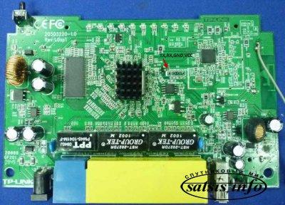 Шаринг без ПК с роутером TP-Link TL-MR3420 или 3220